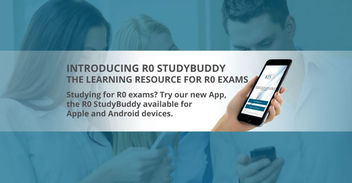 R0 Study Buddy App slider