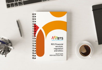 RR01 Financial services, regulation and ethics Printed Study Guide