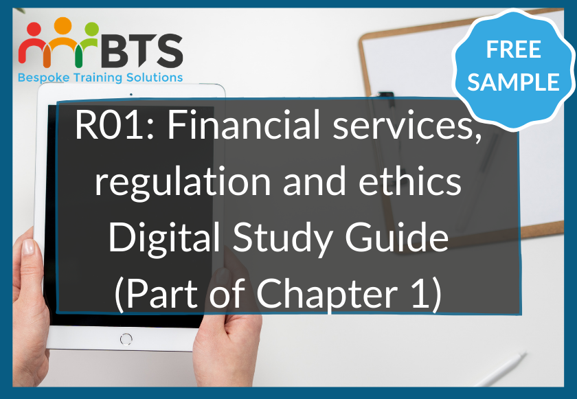 R01 Digital Study Guide 2020-2021 Free Sample (Part Of Chapter 1)