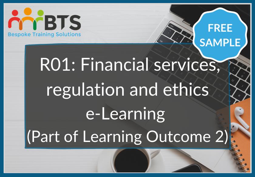 R01 e-Learning free sample