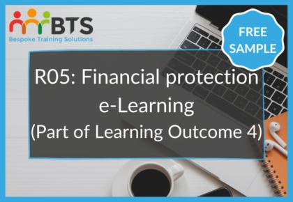 R05 e-Learning sample