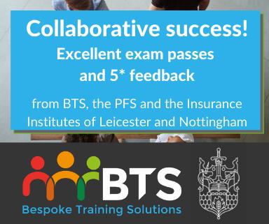 BTS PFS collaboration success