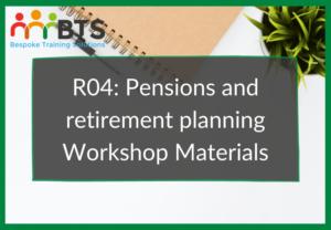 R04 workshop materials