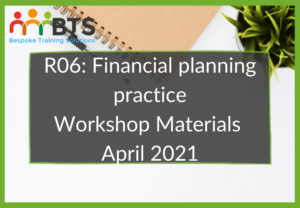 R06 Workshop