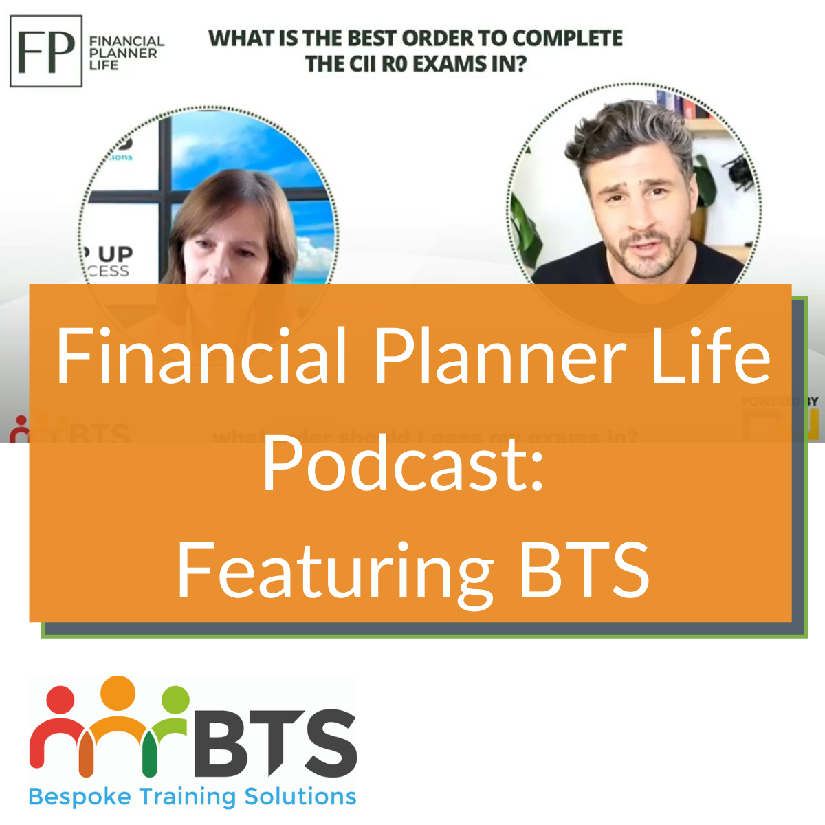 Financial Planner Life Podcast What is the best order to sit the CII Ro exam?
