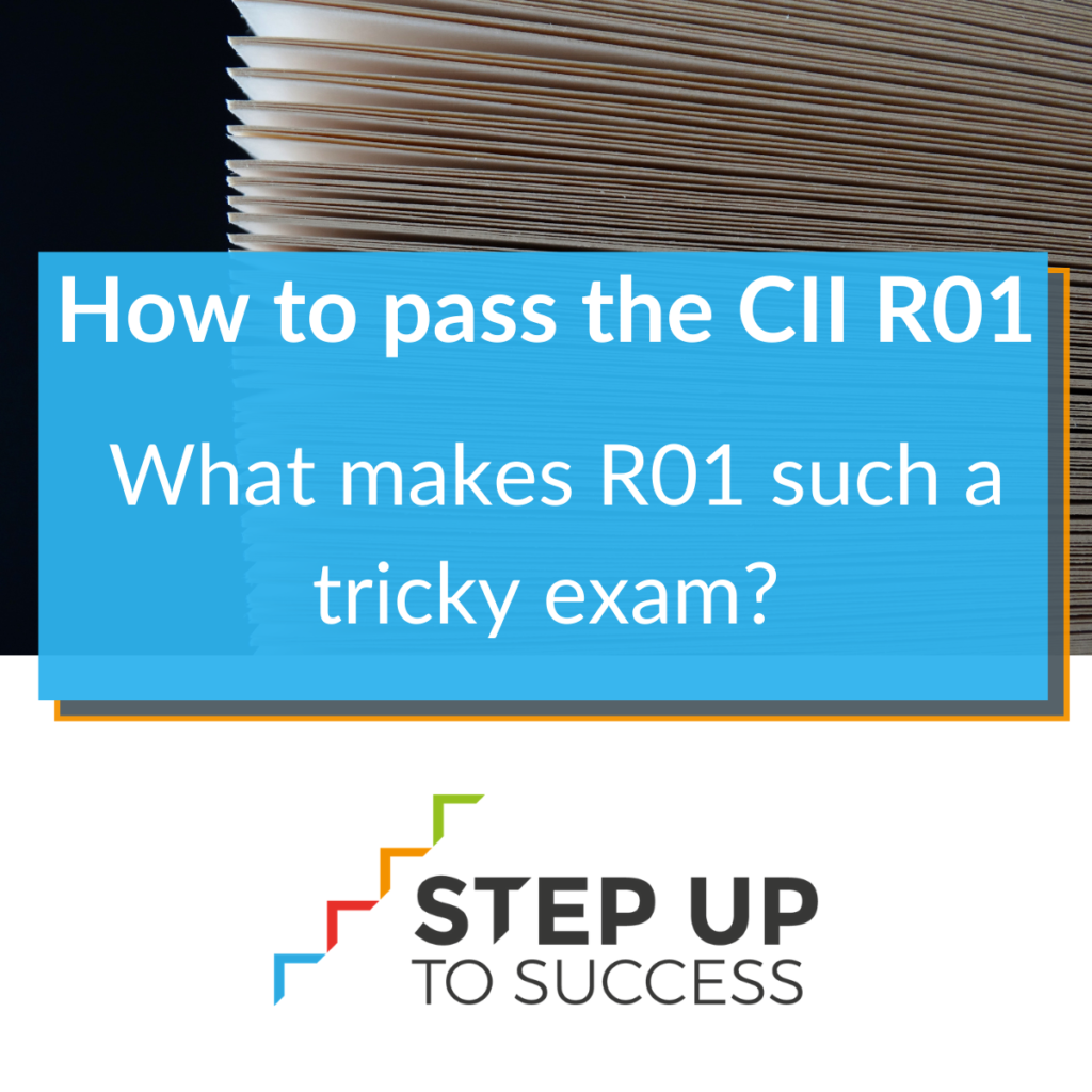 How to pass the CII R01