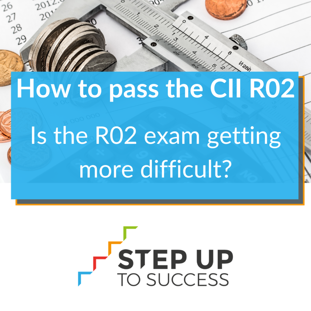 How to pass the CII R02